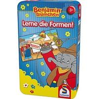 Schmidt Spiele Benjamin Blümchen Lerne die Formen! Kinder Lernspiel