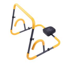 E-Series Bauchtrainer schwarz/gelb