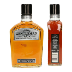 Jack Daniel's Gentleman Jack 0,7L (40% Vol.)