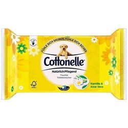 Cottonelle Feuchte Toilettentücher Nachfüller Aloe Vera