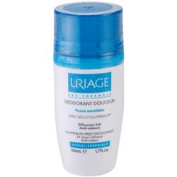 Uriage Hygiène sanfter aluminiumfreier Deoroller 50 ml
