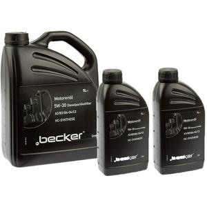 Motorenöl [f.becker_line] 5W-30 Dieselpartikelfilter [7 L] von f.becker_line (SET801100077L) Öl Schmierung Motorenöl