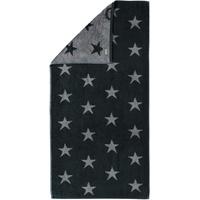 Small Stars 525 Duschtuch (70 x 140 cm) anthrazit