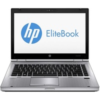 "HP EliteBook 8470p 14 "" i5 8GB RAM 256GB SSD W10P"