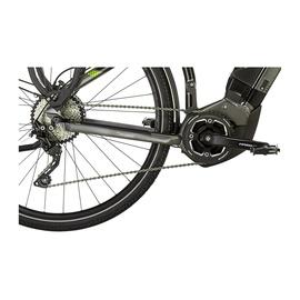 0a1becd9bc4c62 Haibike Sduro Trekking 4.0 28 Zoll RH 52 cm anthrazit schwarz lime 2018. haibike  e-bike sduro