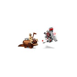 Lego Star Wars T-16 Skyhoppe vs Banth Microfighters 75265