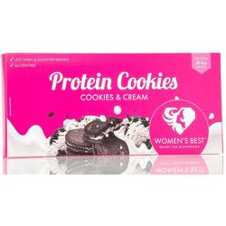 Womens Best Protein Cookies & Cream, 4 x 14,25 g Cookies