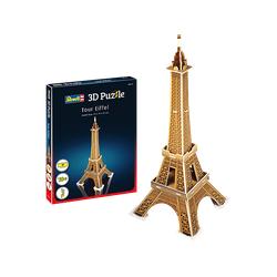REVELL Eiffelturm 3D Puzzle, Mehrfarbig