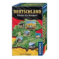 Deutschland - Finden Sie Minden? (Spiel)