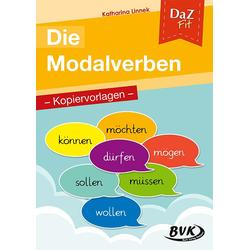 DaZ fit: Die Modalverben - Kopiervorlagen