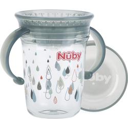Nuby Becher grau