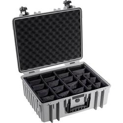 B & W outdoor.cases Typ 6000 Kamerakoffer Wasserdicht
