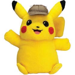 BOTI Kuscheltier Plüschfigur Pokemon - Detektiv Pikachu, 25 cm