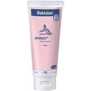 Baktolan Handcreme protect + pure (W/O/W) 9811373, 100ml, Hautschutzcreme, für trockene und rissige Hände