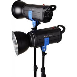 VIDEOFLEX  EL-1000 LED Leuchtenkit 100W
