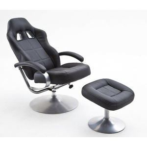 Relaxset TV-Fernsehsessel mit Hocker Entspannungsessel - (4111)