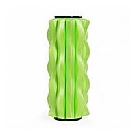 Bodynova Mini Faszienrolle Wave grün/schwarz