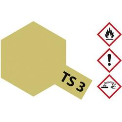Tamiya Acrylfarbe Beige TS-3 Spraydose 100ml