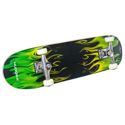 Hudora Skateboard Skateboard mit Rucksack
