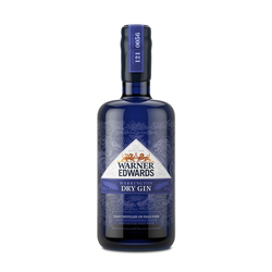 Warner Edwards Dry Gin 0,7L (44% Vol.)