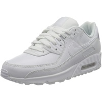 Nike Men's Air Max 90 LTR white/white/white 43