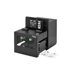 PEX-1220 - Stationäres Etikettendruck-Modul, thermotransfer, 203dpi, Druckgeschwindigkeit 457mm/Sek., USB + RS232 + Ethernet, rechte Hand
