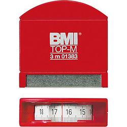 BMI TaschenbandMaschinen Maschinen Metallfräser 3mx13mm weiss