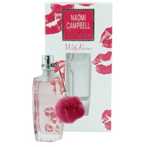 Naomi Campbell Cat deluxe With Kisses Eau de Toilette Spray 15ml