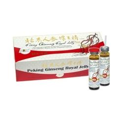 PEKING Ginseng Royal Jelly Plus Trinkampullen 30X10 ml
