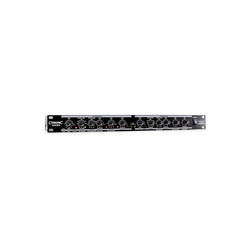 QTX CX34 Crossover-Effekt 2/3/4-Kanal Frequenzweiche Party-Lautsprecher