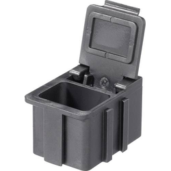Licefa ESD-SMD-Box (L x B x H) 16 x 12 x 15mm leitfähig