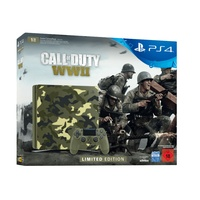 Sony PS4 1TB Camouflage + Call of Duty: WWII (Bundle)