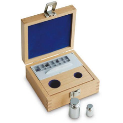 Kern 315-080-100 Holz gepolstert - Universal 5kg E1 + E2 + F1