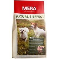 Mera 1 kg | Mera | Mini Wildschwein mit Rote Bete, Pastinaken und Kartoffeln Nature's Effect | Trockenfutter | Hund