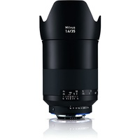 Zeiss Milvus 35mm F1,4 ZF.2