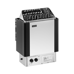 Saunaofen - 9 kW - 30 bis 110 °C - inkl. Steuerung