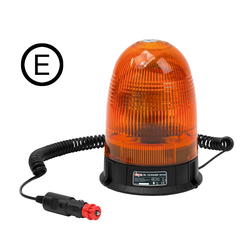LED Rundumleuchte 12V 24W Magnet Leuchte Warnleuchte gelb