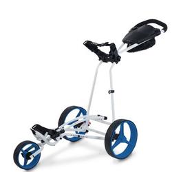 'Big Max Autofold X 3-Rad Trolley weiss/blau'