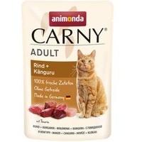 Animonda Carny Adult Rind & Känguru 12 x 85 g