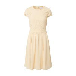 IVY & OAK Damen Kleid creme / zitrone, Größe 38, 4687046