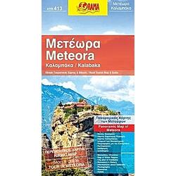 Kalabaka / Meteora - Buch