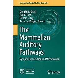 The Mammalian Auditory Pathways - Buch