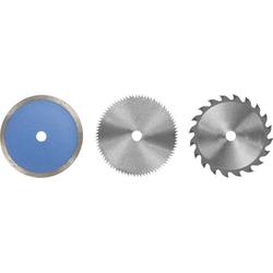 Einhell 4502128 Kreissägeblatt-Set 85 x 10 x 1.6mm 6St.