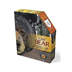 Shape Puzzle Bär (Puzzle)