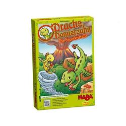 HABA 301890 - Drache Donnerzahn  Die Feuerkristalle