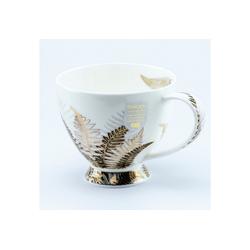 Dunoon Becher, Fine Bone China, Dunoon Becher Teetasse Kaffeetasse Skye Java