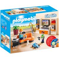 Playmobil City Life Wohnzimmer 9267