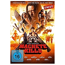 Machete Kills - DVD  Filme