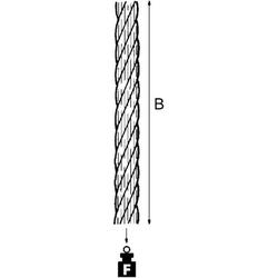 Niedax Seilbefestigung CW50-4PVC