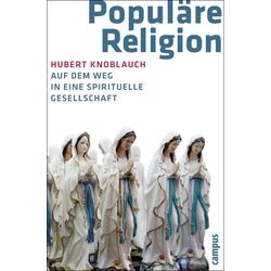 Populäre Religion: Buch von Hubert Knoblauch